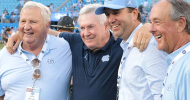 Return of the Mack: Tar Heels defeat South Carolina