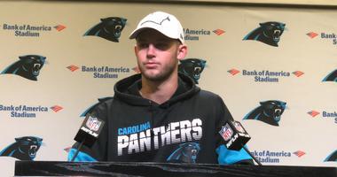 VIDEO: Rivera, Allen, Boston Talk Panthers-Saints