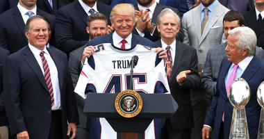 Trump and Eagles