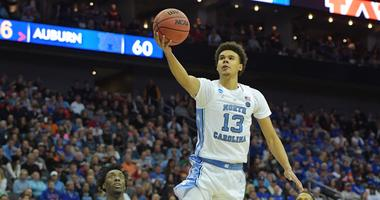 Cam Johnson: I'm In The NBA Now Because Of UNC