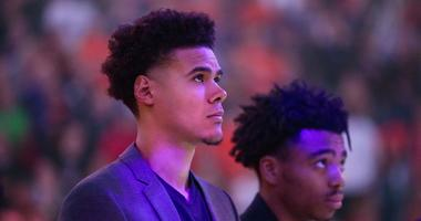 Cam Johnson Discusses His Transition From College to the NBA