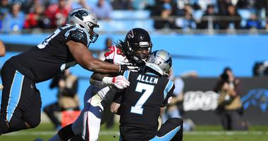 Kevin Donnalley Discusses What Went Wrong With The Panthers Against The Falcons