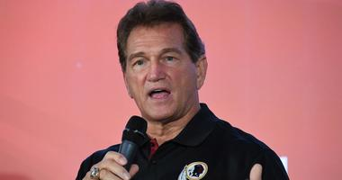 Joe Theismann: You Have To Sit Cam Right Now