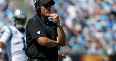 Panthers Head Coach Ron Rivera is Tired of Hearing Cam Newton Questions