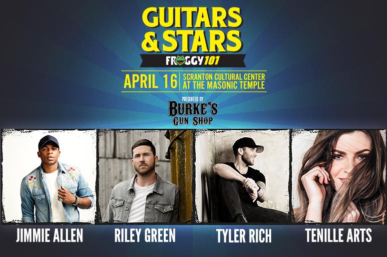 Guitars and Stars