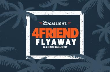 4 Friend Flyaway