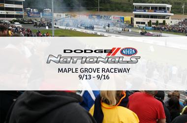 Dodge NHRA Nationals