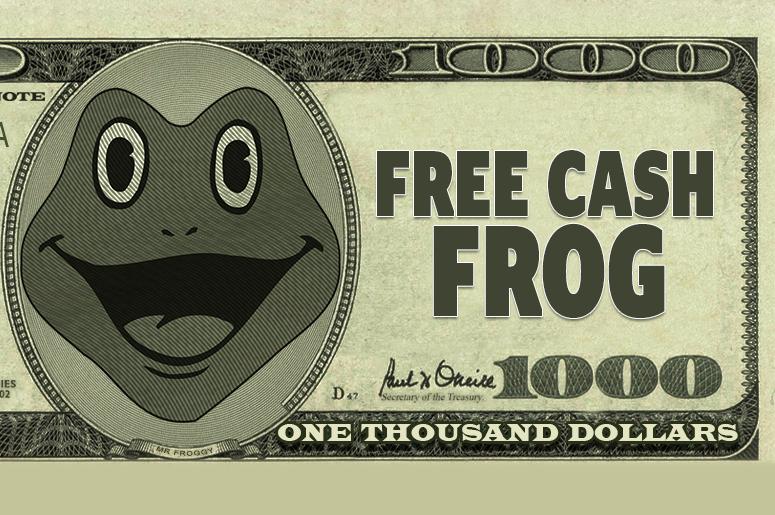 Free Cash Frog