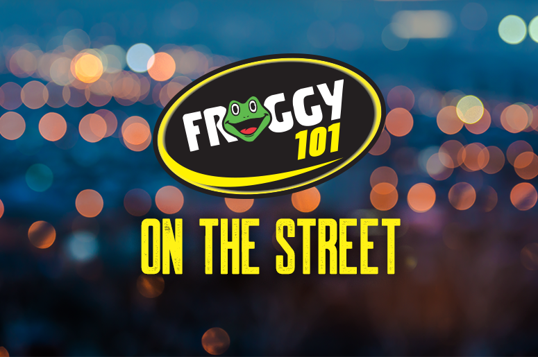 Froggy 101 on the Streets