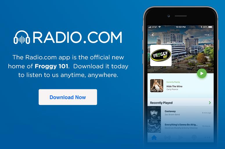 Froggy 101 FM - Wilkes Barre - WGGY-FM | Radio com