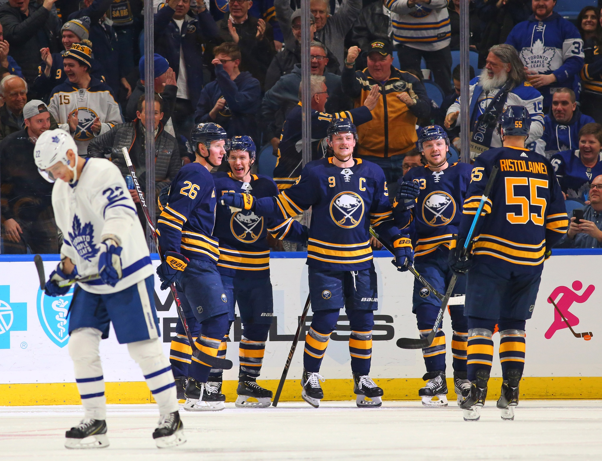 Even in August, it's still hard to come up with a Sabres lineup