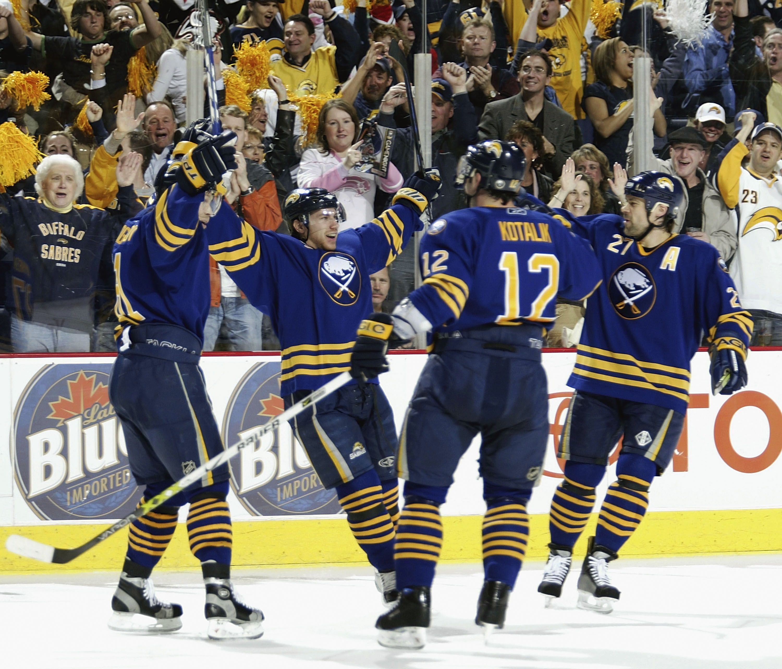 brand new 69d21 6a9e9 Sabres announce a return to royal blue | WGR 550 SportsRadio