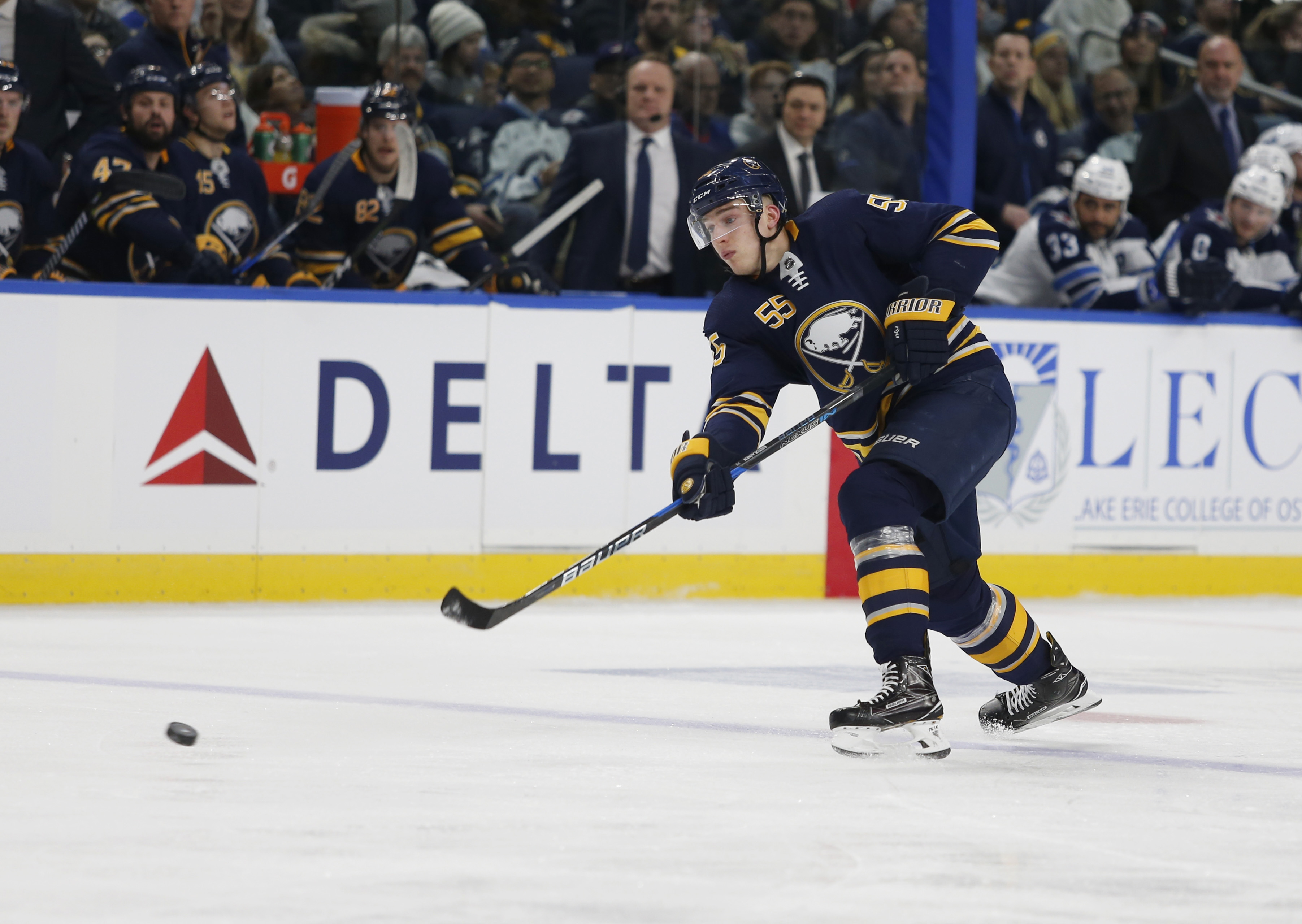 Are the Sabres and Jets a match for a Ristolainen trade?