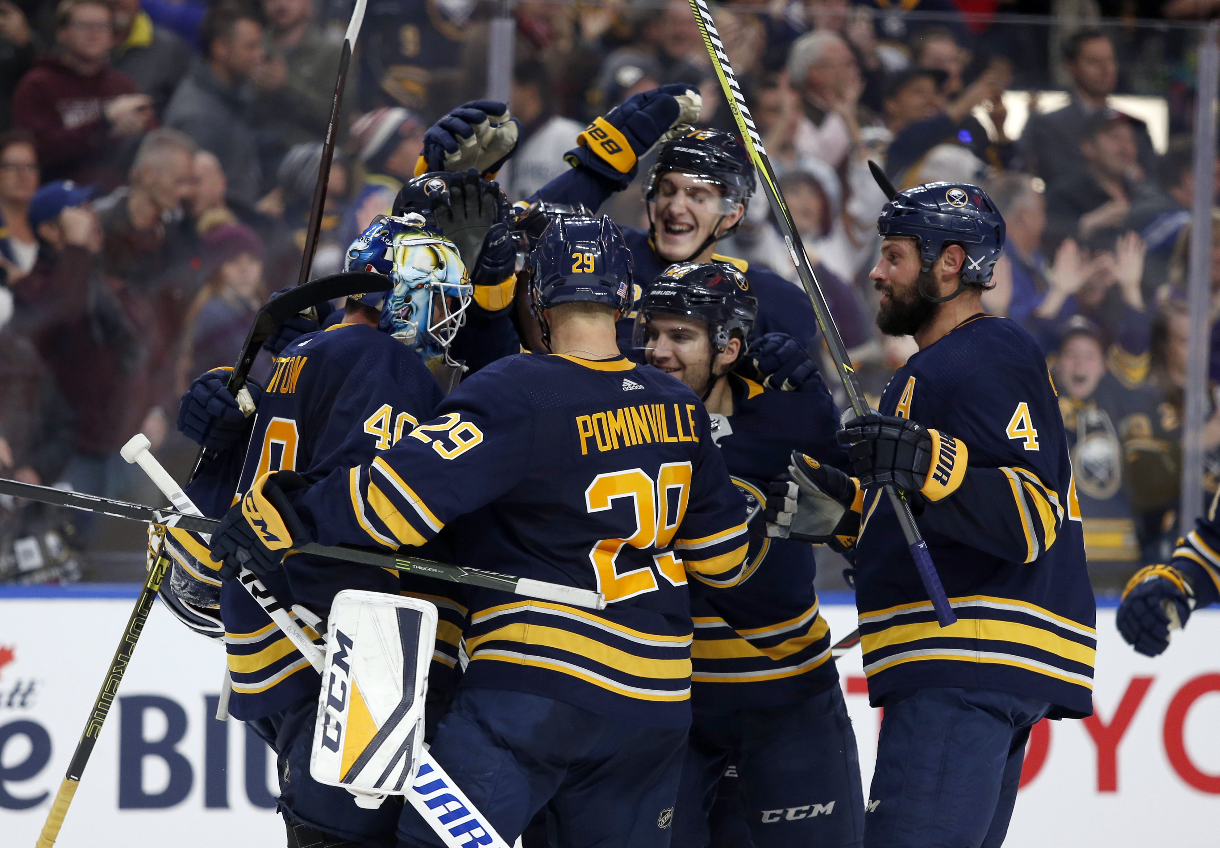 Assessing the Sabres' approach to the trade deadline | WGR