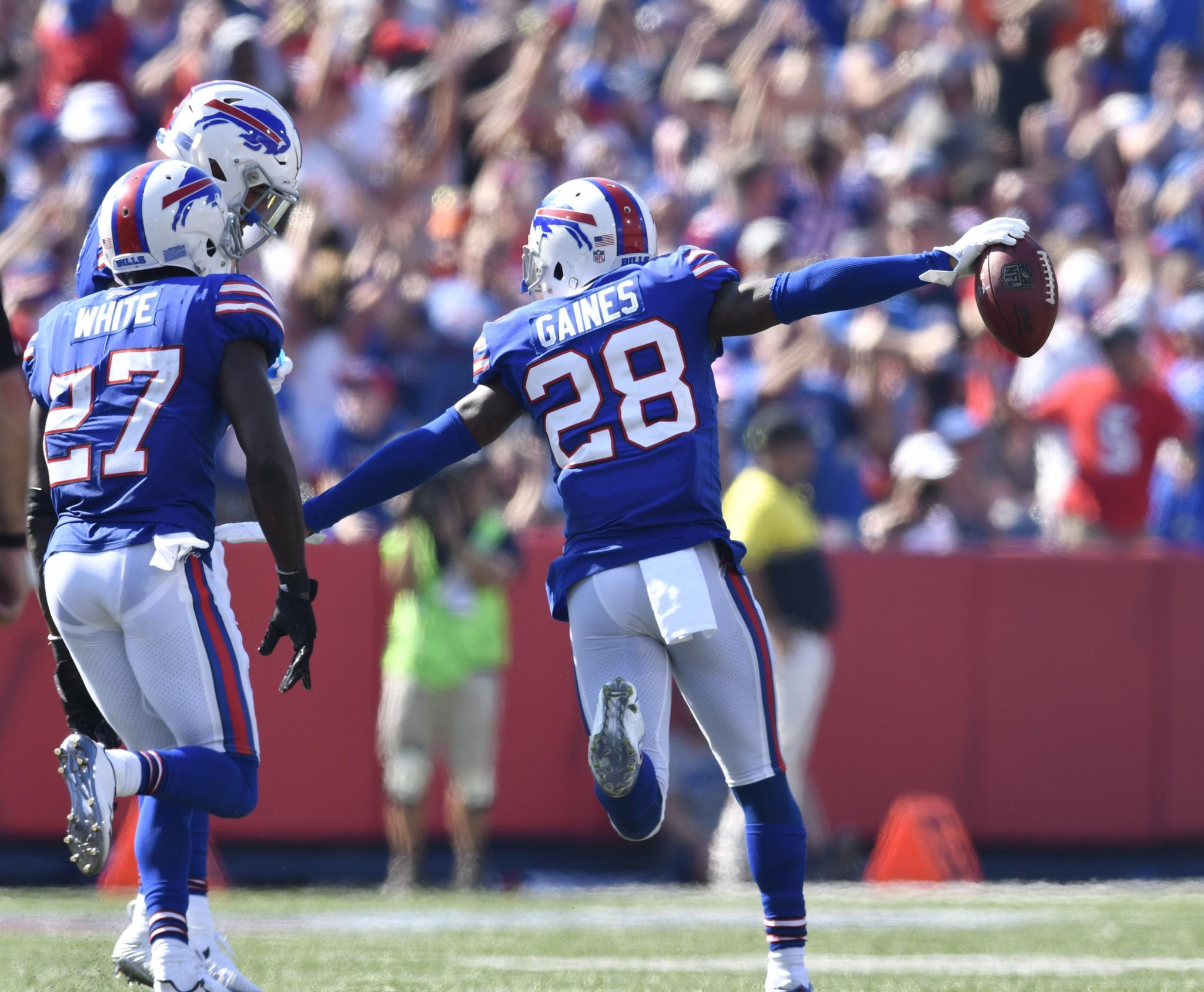 823d25b8 Bills bring back cornerback E.J. Gaines | WGR 550 SportsRadio