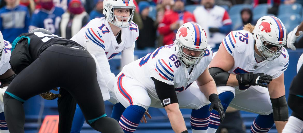 new product 2fe97 b38e1 Sal's AFC East position battles: Offensive line | WGR 550 ...