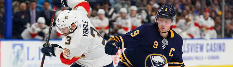 The Sabres look for more points at home against Florida