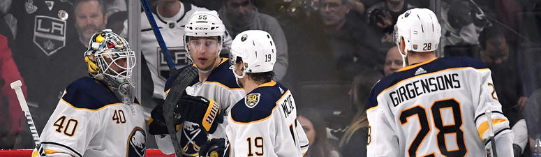 Sabres get back in the win column after just one loss