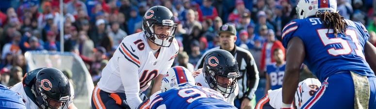 CAPACCIO: Bills should hope Allen's jump in second year mirrors Mitch Trubisky's