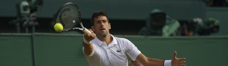 Djokovic beats Federer in first ever fifth-set tiebreaker at Wimbledon