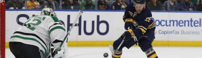 Girgensons signs one-year qualifying offer with Sabres