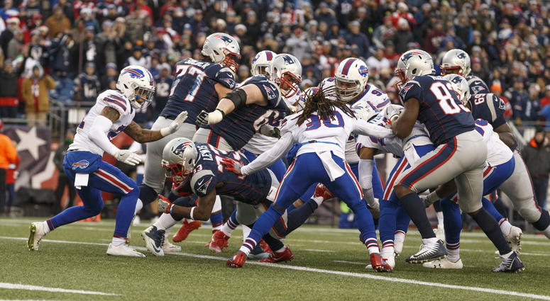 Patriots at Bills: Sal's keys, notes and stats | WGR 550 SportsRadio