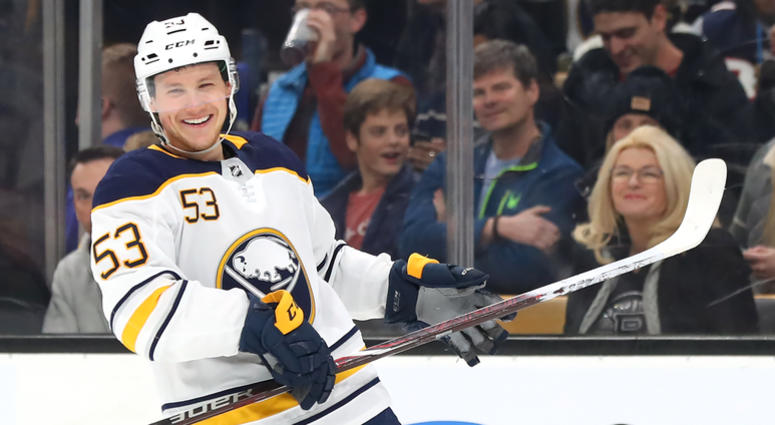 Report: Dialogue between Sabres and Skinner starting to intensify