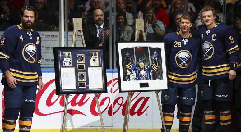 4e4e6516b2f Sabres' Pominville is emotional about his possible last game in ...