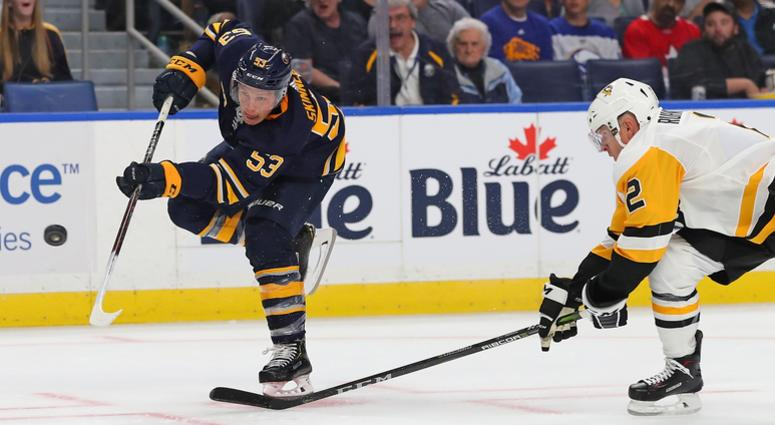 huge selection of 034d1 7d8d7 Sabres' Skinner is voted into the NHL All-Star Game | WGR ...