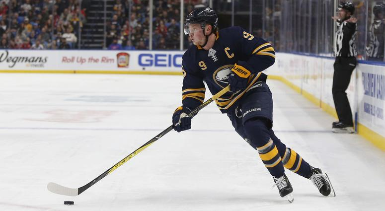 Eichel ranked in NHL Network's 'Top-50 Players Right Now' ranking