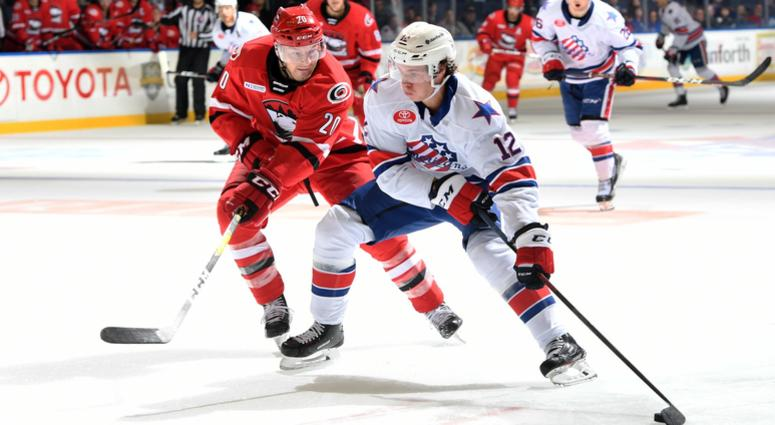 Olofsson Named Ahl Player Of The Week Wgr 550 Sportsradio