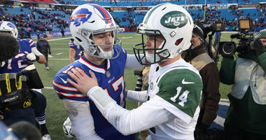 Friends Allen and Darnold hope offseason training made each other better