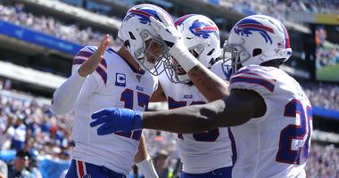 Arrow Up/Arrow Down: Bills-Giants