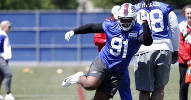 While Bills offense has dealt with injuries, defense benefiting from continuity