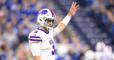 Anderson reflects on his time with Bills, mentoring Allen