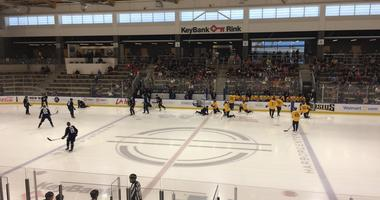 Sabres announce training camp roster