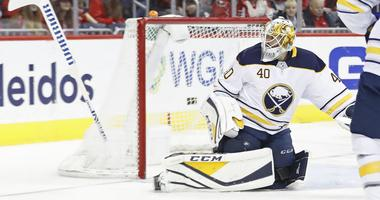 The Sabres' goalies strive to be better this season