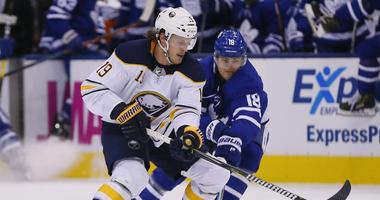 The Sabres ink Jake McCabe to a two-year deal