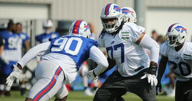 Nsekhe, Croom, and Knox making progress; Morse and McDermott still in concussion protocol