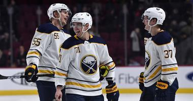 Sabres' Rodrigues was shocked he wasn't playing
