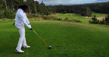 Andre Roberts 'fell in love' with golf