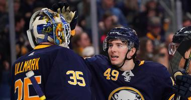 The Sabres get C.J. Smith back into the fold for two years