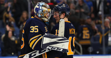 Sabres far apart with arbitration numbers for Ullmark and McCabe
