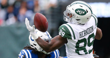 Jets' Herndon suspended; will miss opener against the Bills