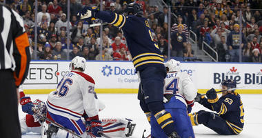 Sabres look to get back to their game against Montreal