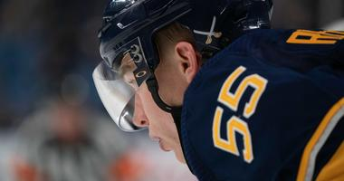 Sabres' Ristolainen not worried about being traded