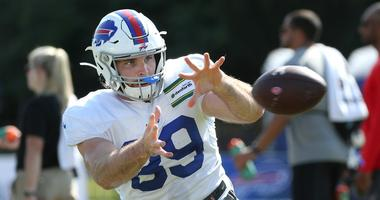 Sweeney feeling comfortable in rookie year with the Bills