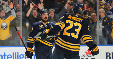 Johansson gives Sabres a 5-4 overtime win over Canadiens