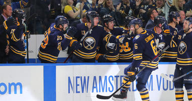 Sabres outlast Panthers 3-2 in first shootout of the season