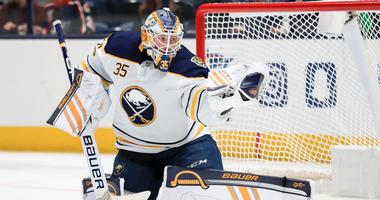 Sabres lay an egg in Columbus, but still get a point
